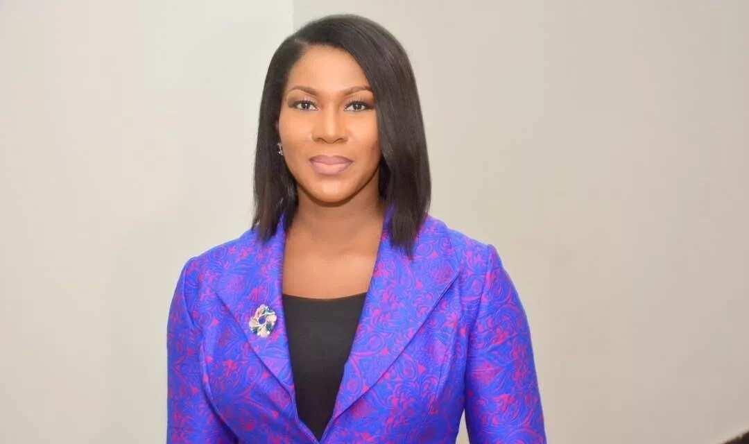Nigerian actress Stephanie Okereke