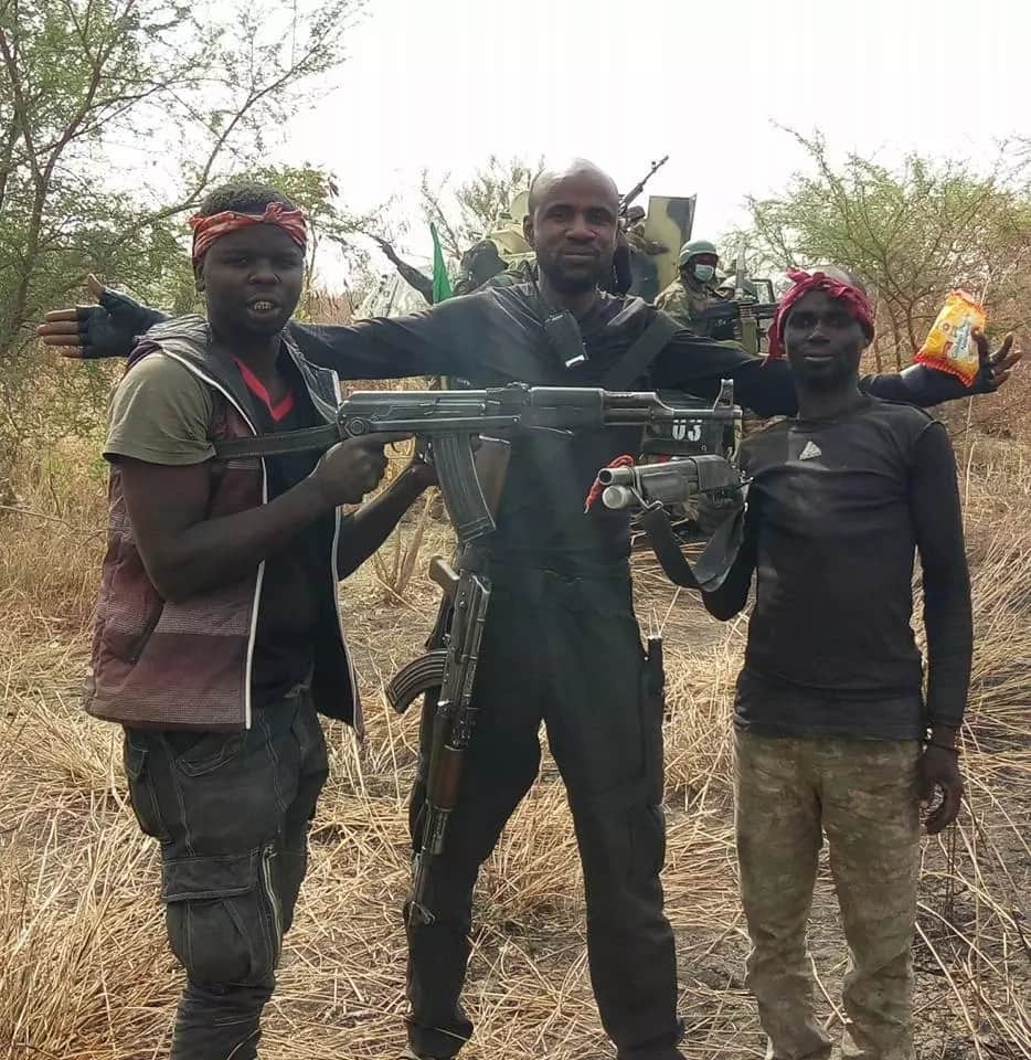 Boko Haram: JTF member injured in battle with insurgents (photos)