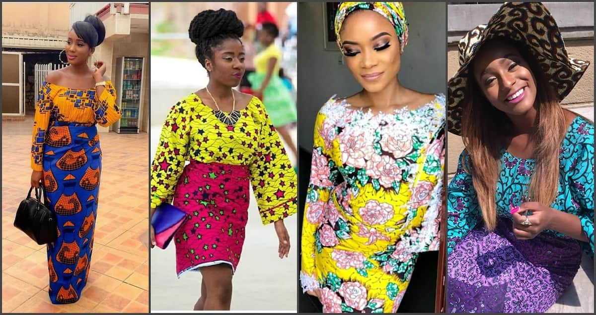2f45f71e Latest Ankara blouse and wrapper styles 2017 ▷ Legit.ng