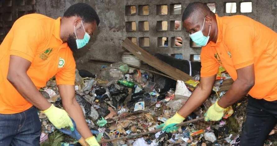 List of environmental protection agencies in Nigeria
