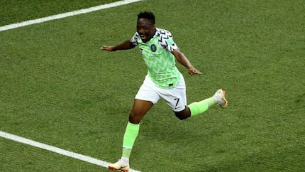 Musa's brace against Iceland voted best moment in one of World Cup match venues