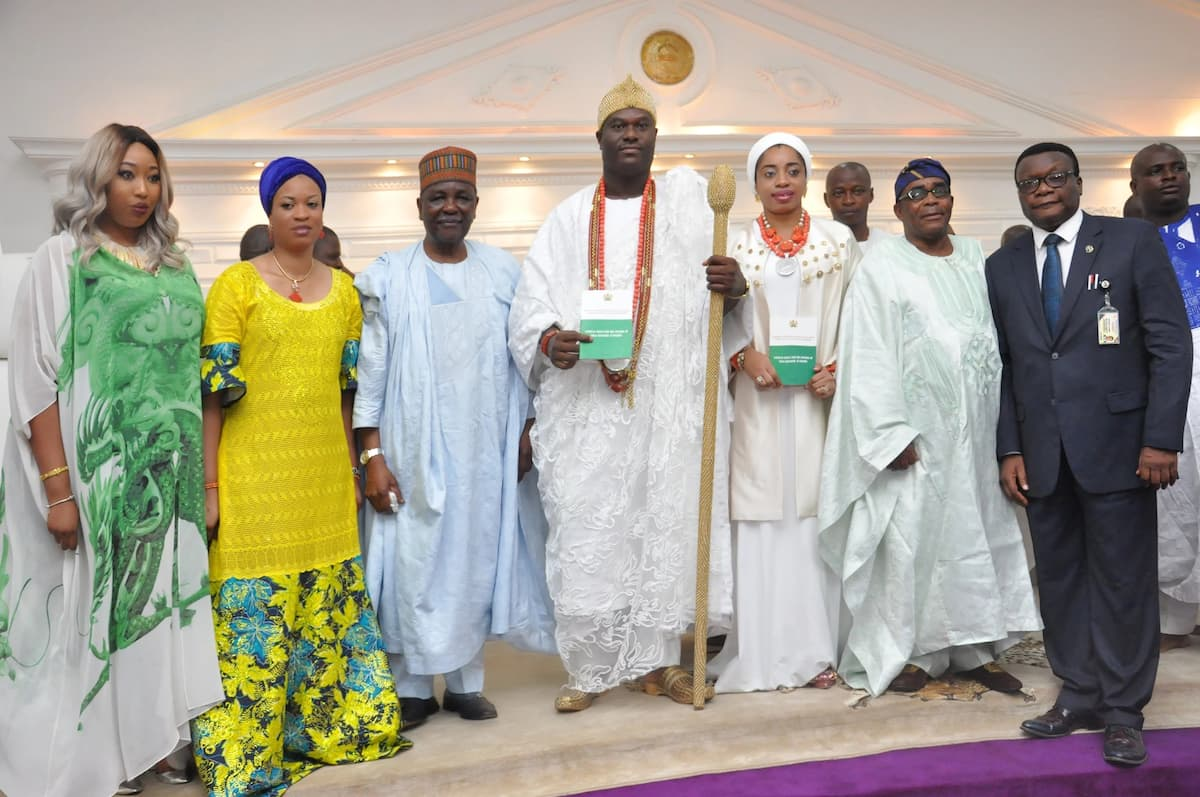 Ooni of Ife wives
