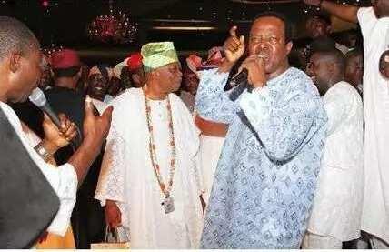See How Baba Ijebu Celebrated 80th Birthday In Grand Style ▷ Legit ng