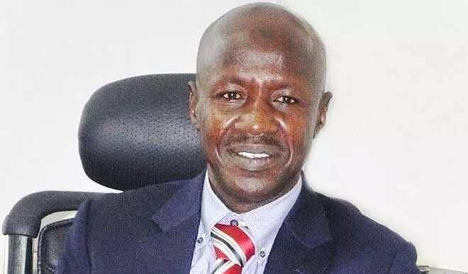 New EFCC chairman appointed by Buhari Ibrahim Magu