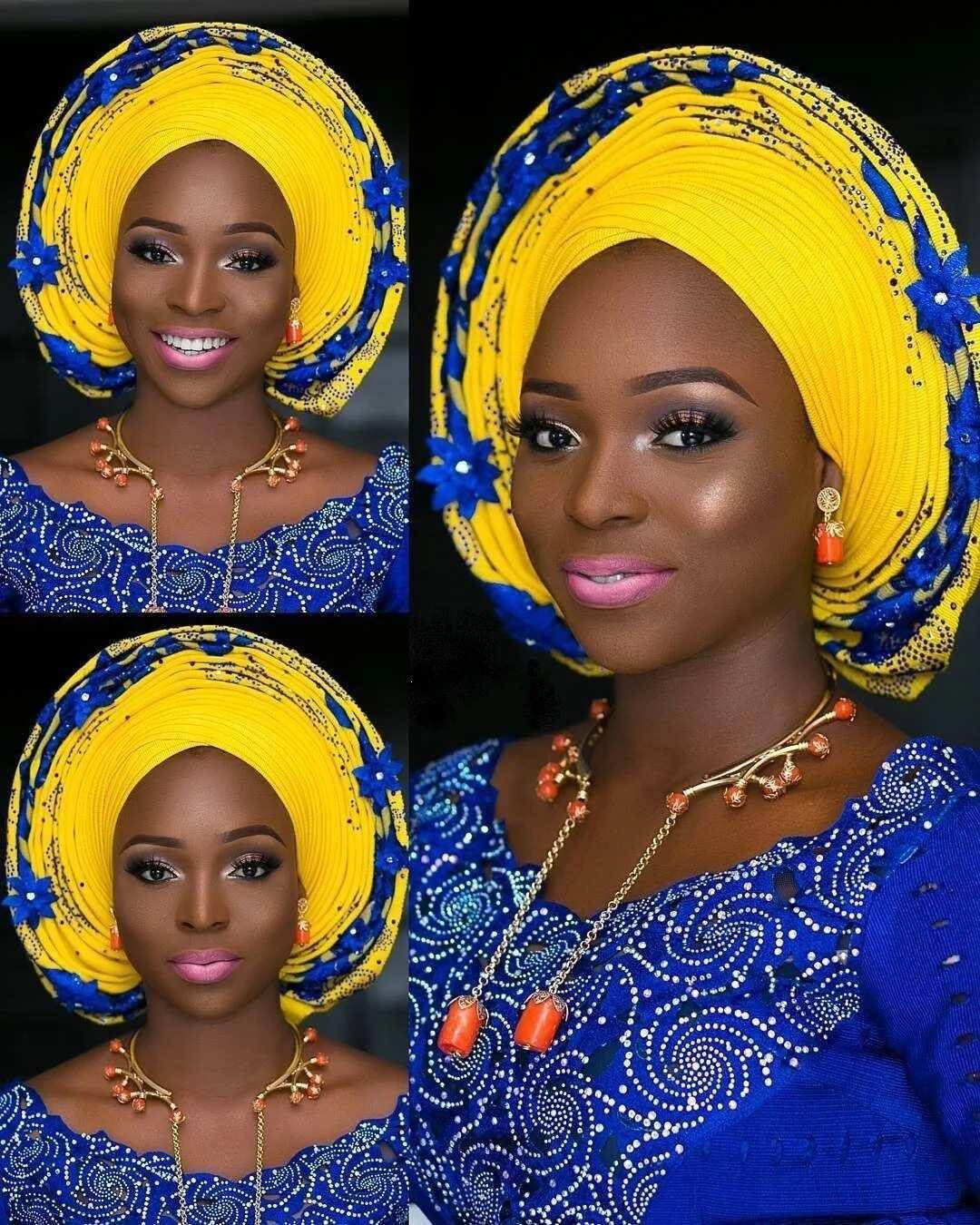 Wedding In Nigeria Traditional Dresses: Bella Naija: Traditional Dress