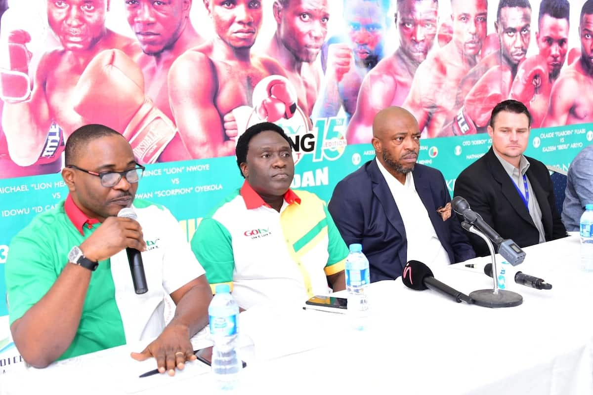 Nigeria's Joe Boy to fight Ghana's Nukpe for African lightweight title