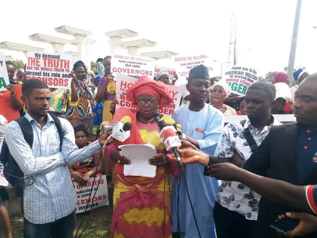 Bring sponsors to book - Group tells FG, hails military for arresting masterminds of Benue killing