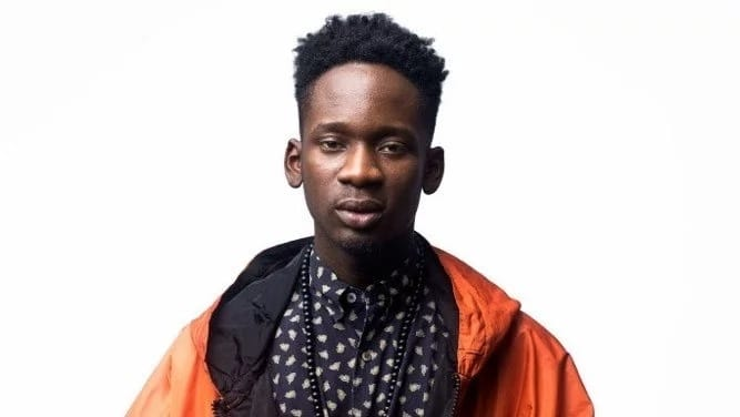 Where is Mr Eazi from?