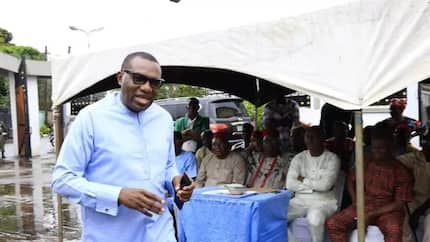 2019: Group visits Andy Uba, declares support for his re-election bid