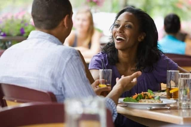Romantic words to tell a girl at first date