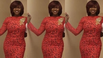 Waje's hot body can make you forget she has given birth before (photos)