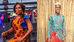Fathia Williams shares lovely photos to celebrate her son's birthday