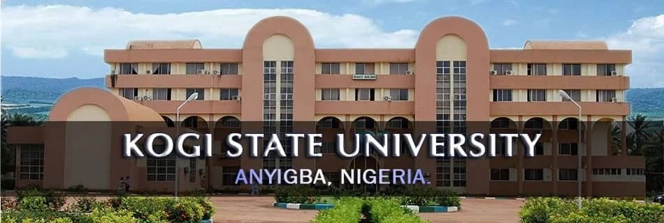 Image result for Kogi State University Anyigba