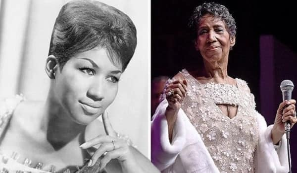 Legendary singer Aretha Franklin, 76, is reportedly fighting for her life