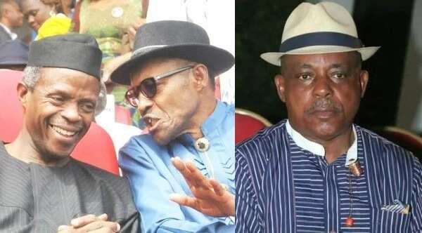 Duk wani dan takarar shugaban kasa da PDP zata tsayar sai ya kayar da Buhari - Secondus