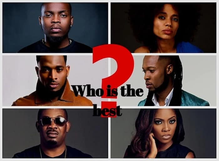 Who is the Best Musician in Nigeria? [Updated] ▷ Legit ng