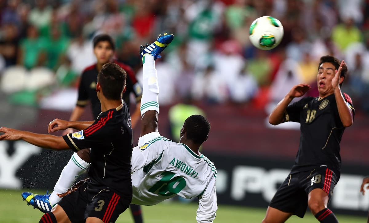 5 years after, where are the victorious UAE 2013 Golden Eaglets' stars?