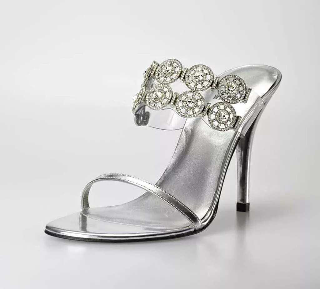 Stuart Weitzman Diamond Dream Stilettos - most expensive shoes in the world