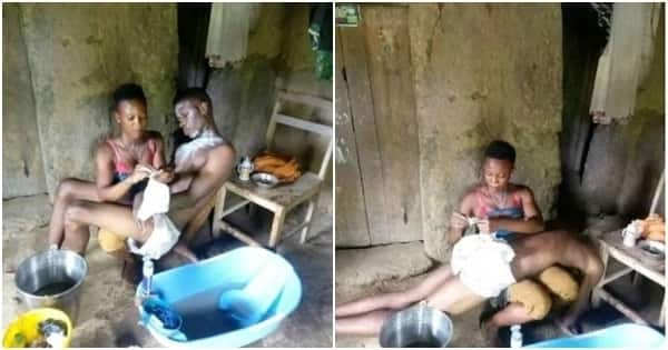 Stop calling your boyfriends baby if you can't treat as one - Nigerian lady tells girlfriends (photos)
