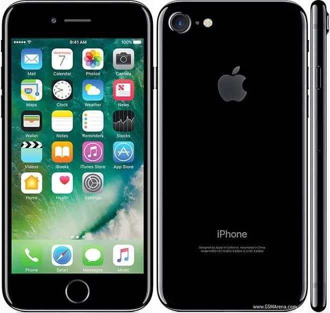 How much is iPhone 7 in Nigeria currency? ▷ Legit ng