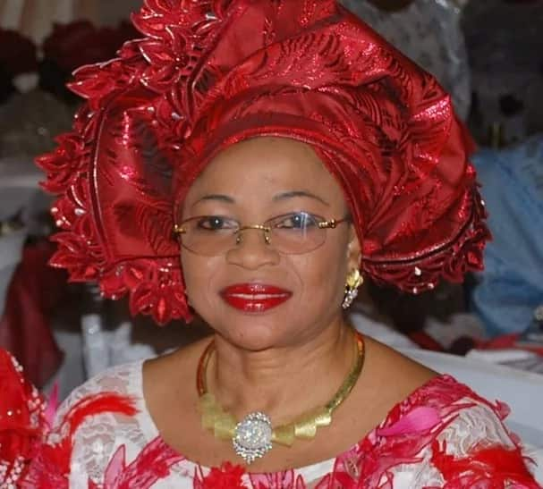 Richest black women: Folorunsho Alakija