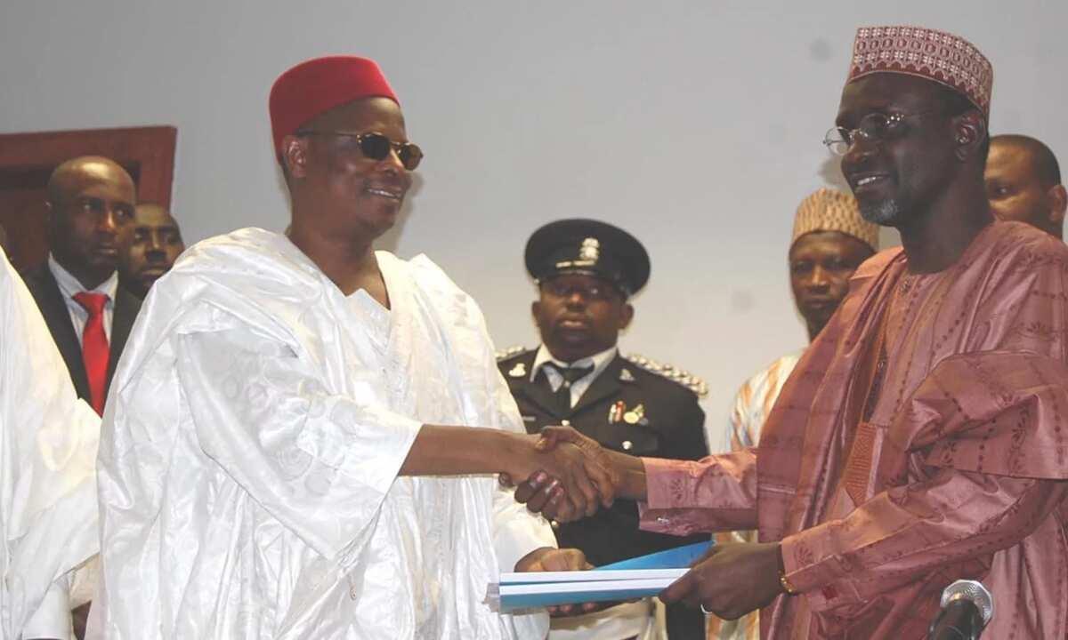 Ina ma Kwankwaso ya dawo jam'iyyar PDP – Inji tsohon gwamnan Kano Shekarau