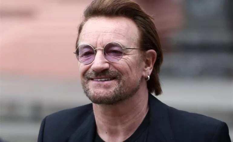 Bono on the list