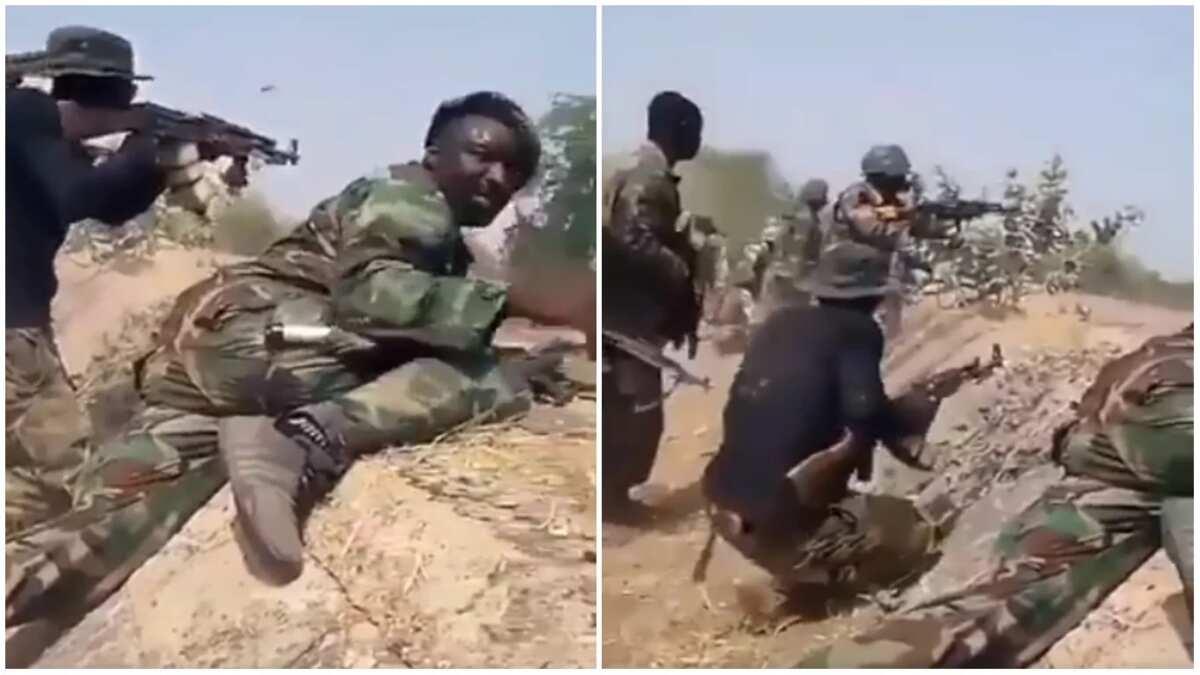 Rundunar soji sun ragargaji yan Boko Haram 5 a Adamawa