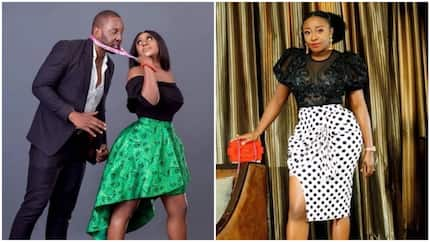Men go into relationship for money - Ini Edo reveals