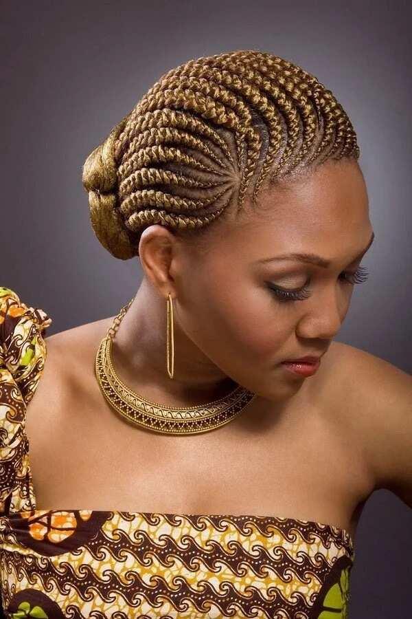 New Ghana weaving style