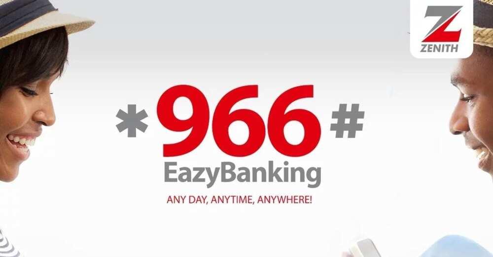 Zenith Bank USSD code for money transfer