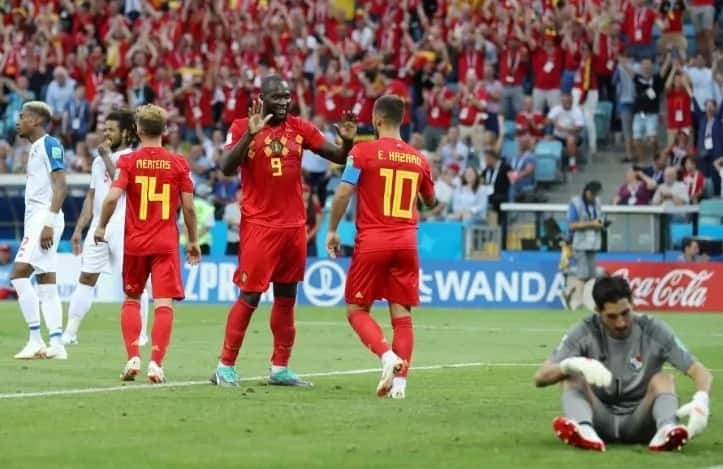 Belgium defeat Panama 3-0 in Group G at Russia 2018 World Cup