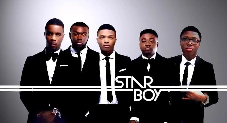 Wizkid's Starboy Entertainment