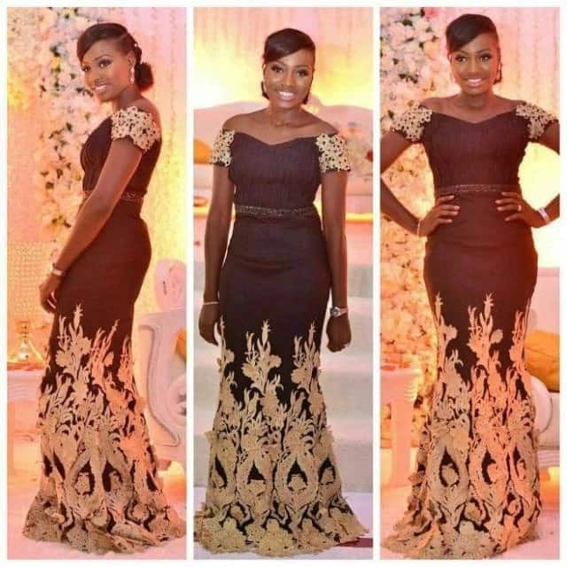 Ghanaian Lace Style You Will Like Legit Ng