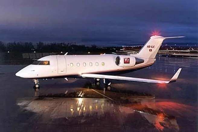 Jet in Nigeria