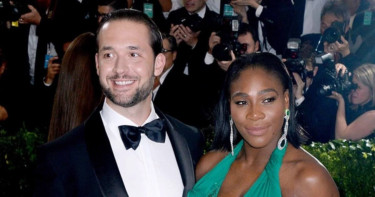 Serena Williams finally marries Alexis Ohanian in a luxurious ceremony with A-list guests