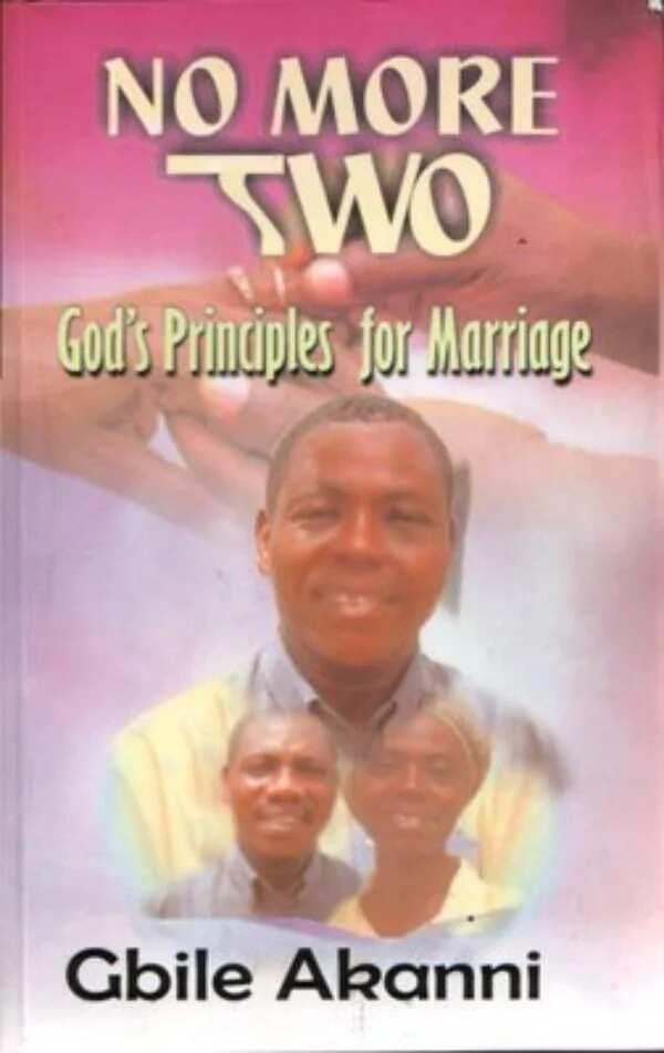 Books by Gbile Akanni
