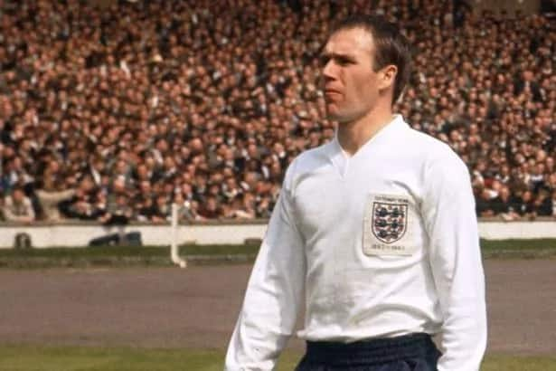 England legend Ray Wilson dies at 83 after battle with illness