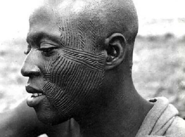 Igbo tribal marks Ichi scarification meaning