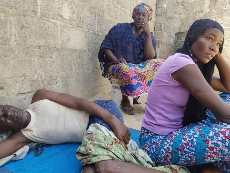 Abducted Chibok girl's mother sends emotional note to daughter