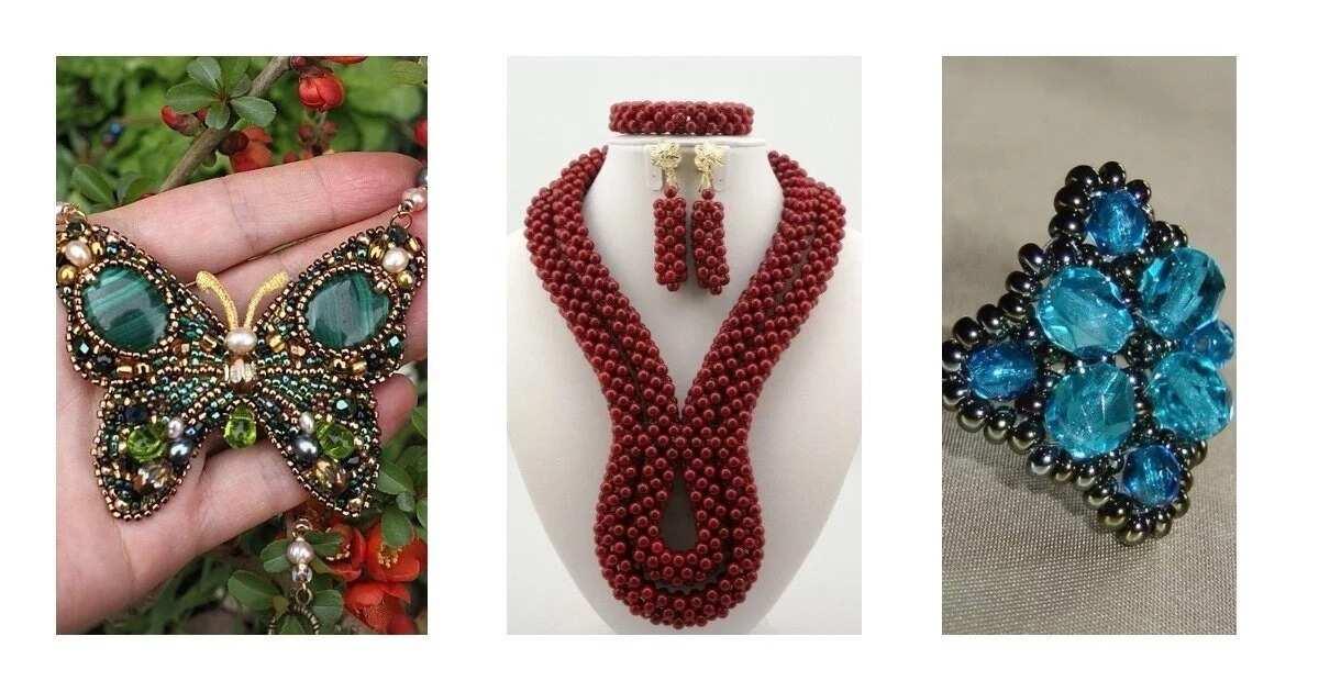 735fb478e8cf Current bead designs in Nigeria ▷ Legit.ng