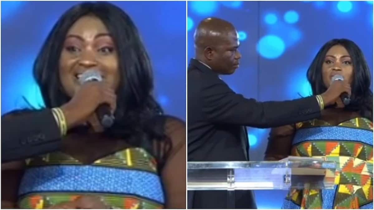 Woman gives testimony