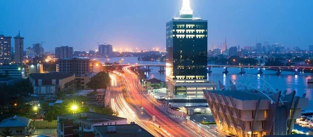 Nigeria skyline