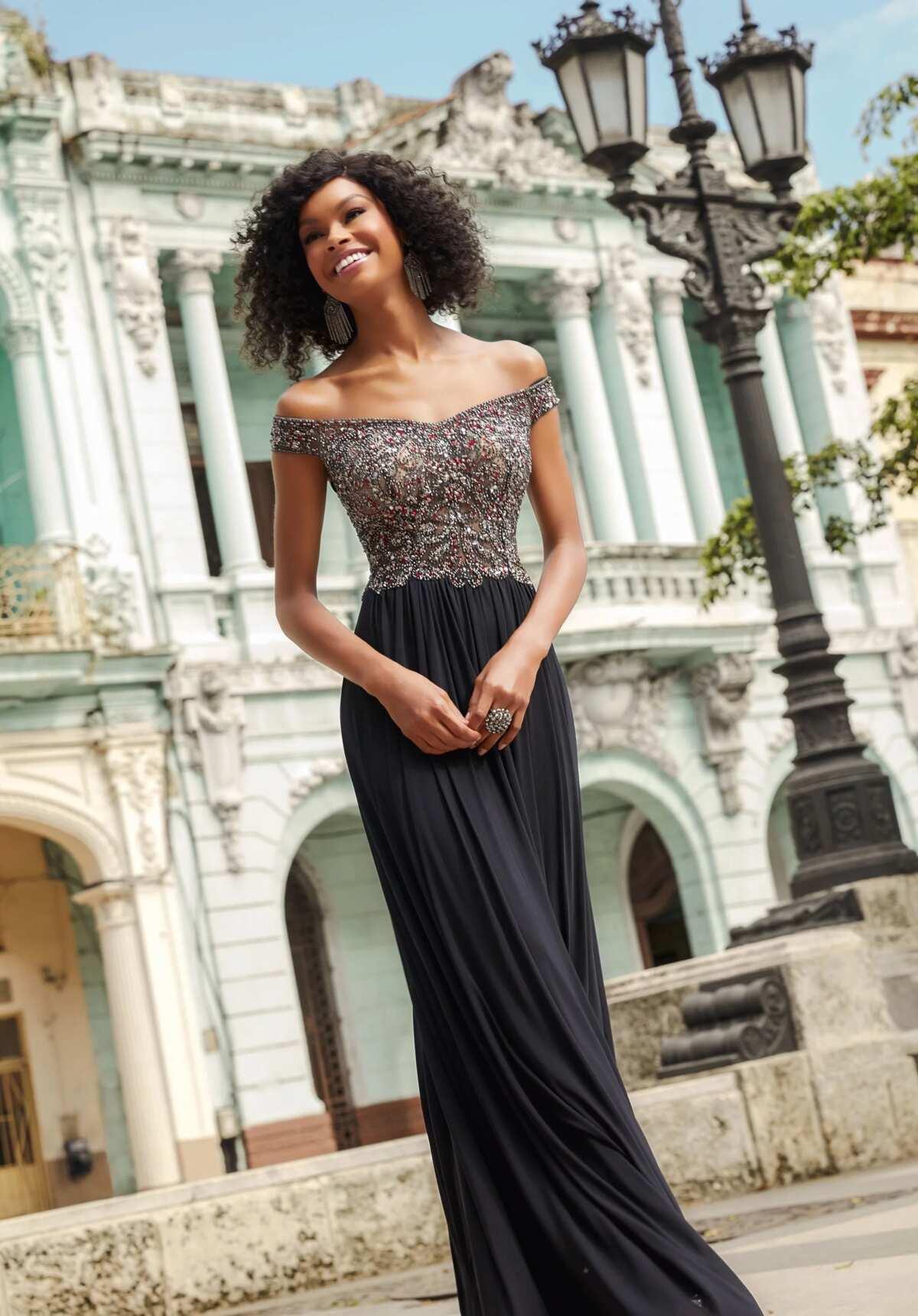 Dresses Black Evening Long Churchstyles