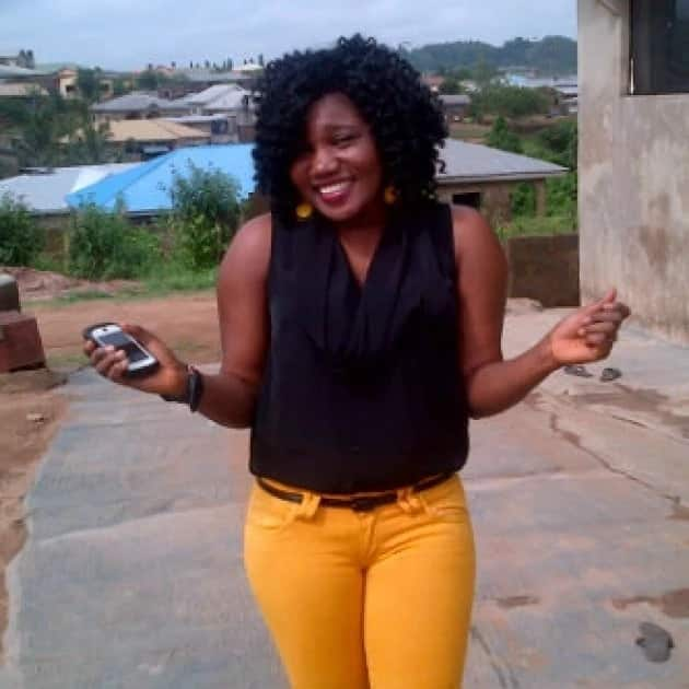 Retro: Life of late Nollywood actress Bisi Komolafe who died at the of 26