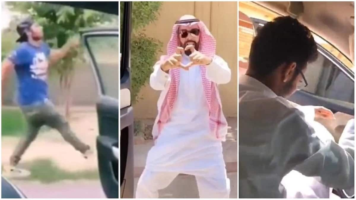 Abu Dhabi orders the arrest of three social media users for joining the viral 'In My Feelings' dance challenge