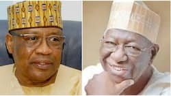Anenih was a master strategist - IBB pays tribute to late statesman