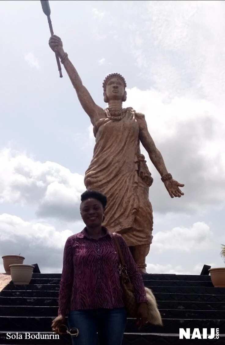 The story of Ile Ife female legend: Moremi Ajasoro