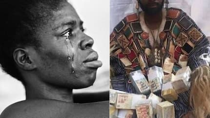 Nigerian mum develops mental illness after catching son trying to use her for money rituals