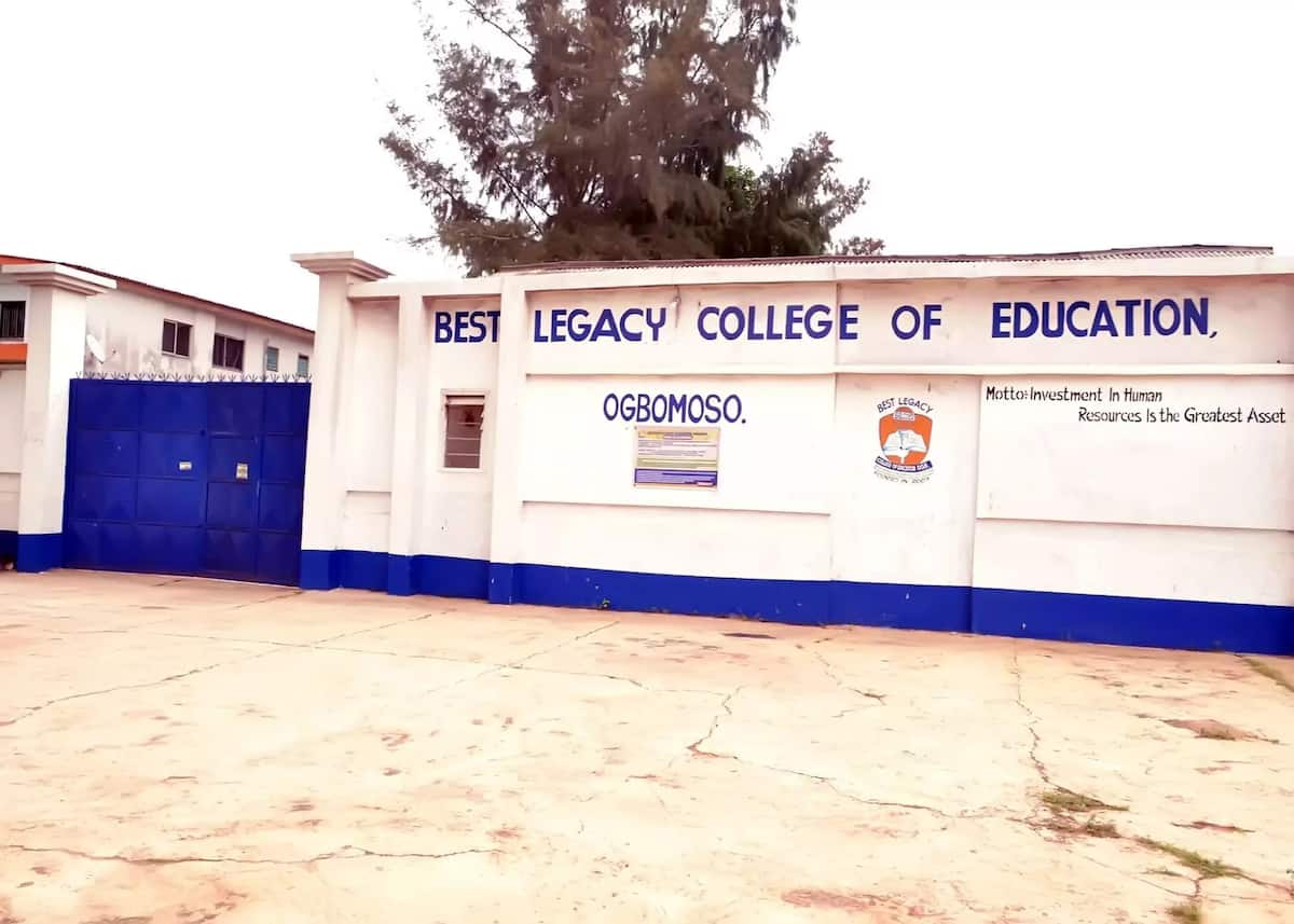 Best Legacy College of Education, Ogbomoso school fees